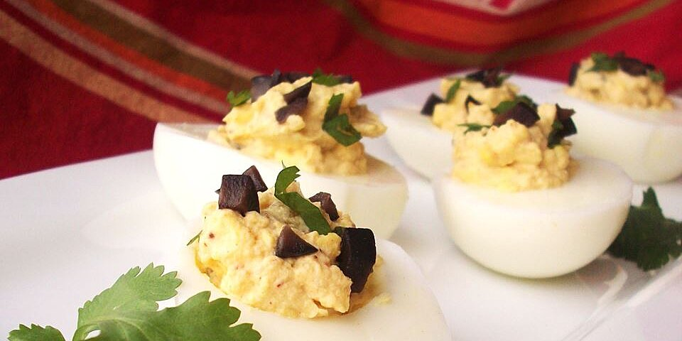 mexican style deviled eggs recipe