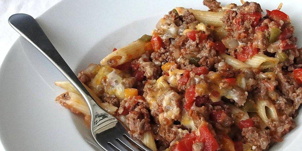 johnny marzetti casserole recipe