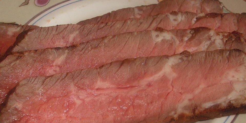 way too easy steak marinade recipe