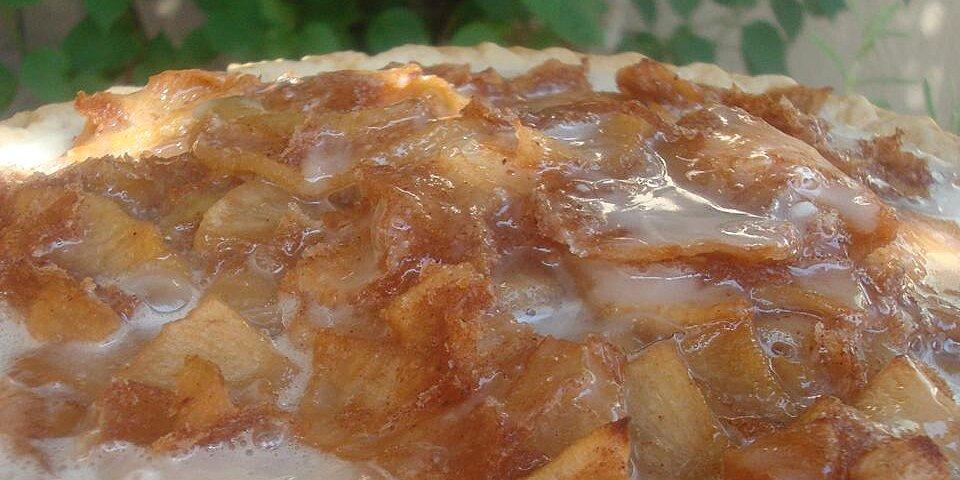 deluxe apple pie bake recipe