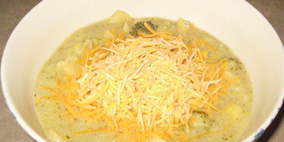 slow cooker cream of potato soup recipe