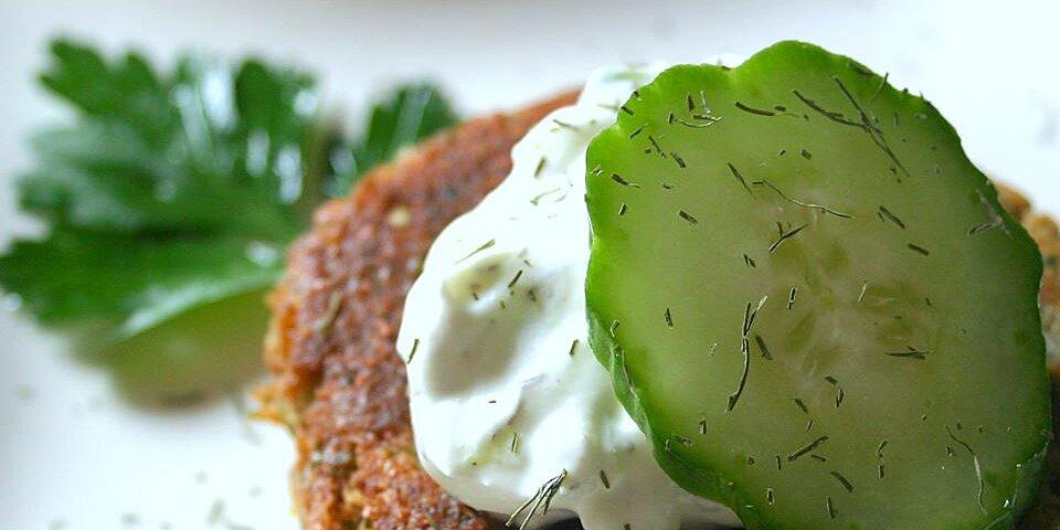 seans falafel and cucumber sauce recipe
