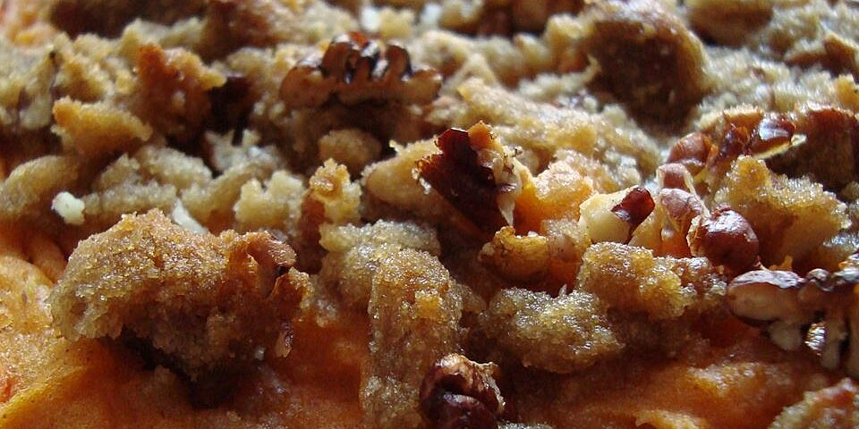 gourmet sweet potato classic recipe