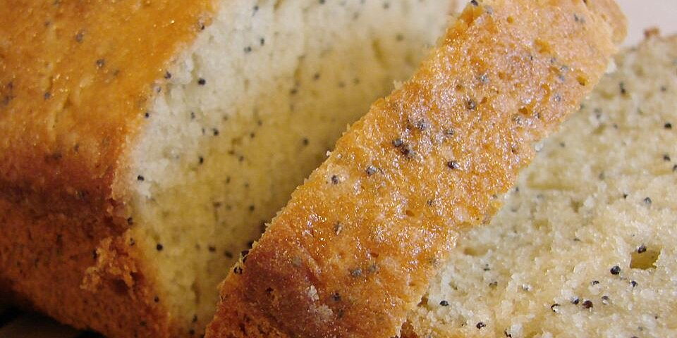 poppy seed bread i recipe