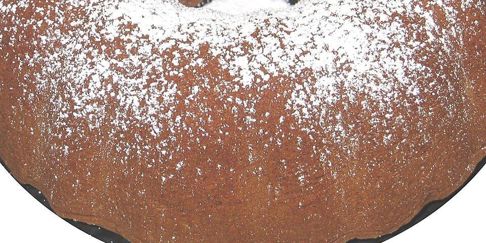 five flavor pound cake ii recipe