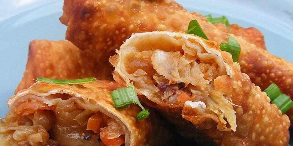cindis egg rolls recipe