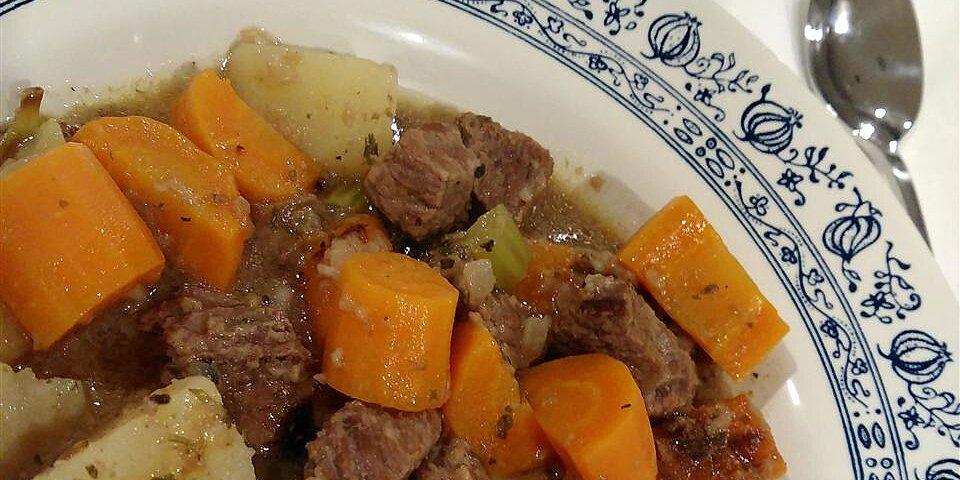 kellys pressure cooker beef stew recipe