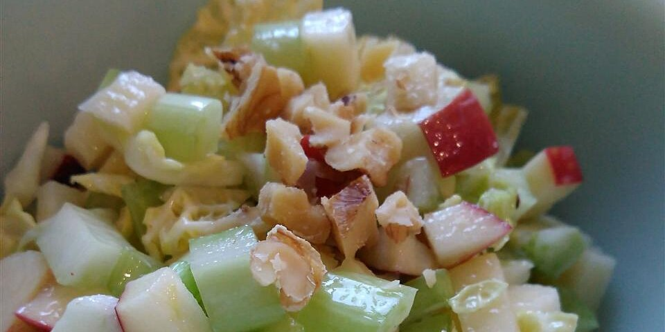 waldorf cabbage salad recipe