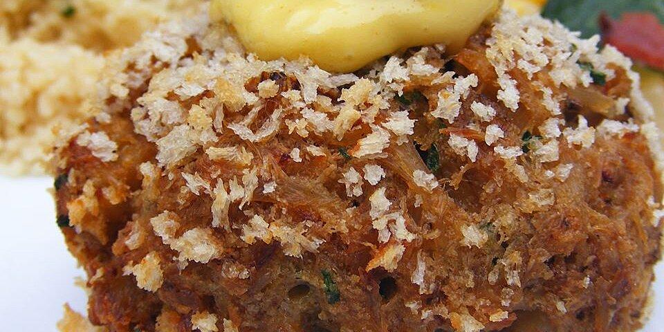 baked maryland lump crab cakes recipe