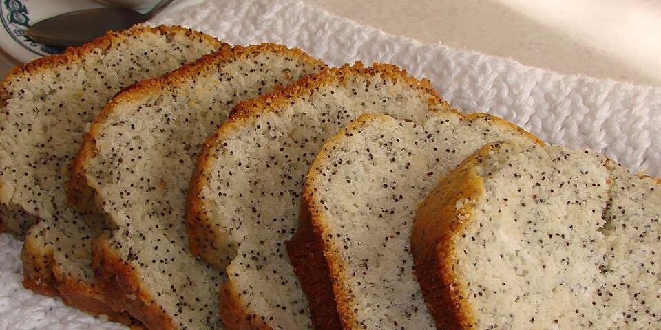 poppy seed bread iii recipe