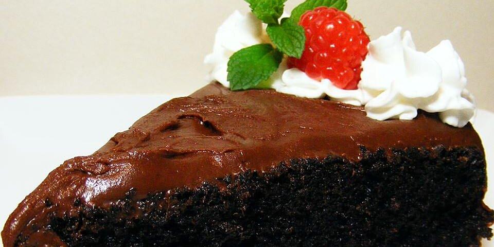 chocolate cake ii recipe