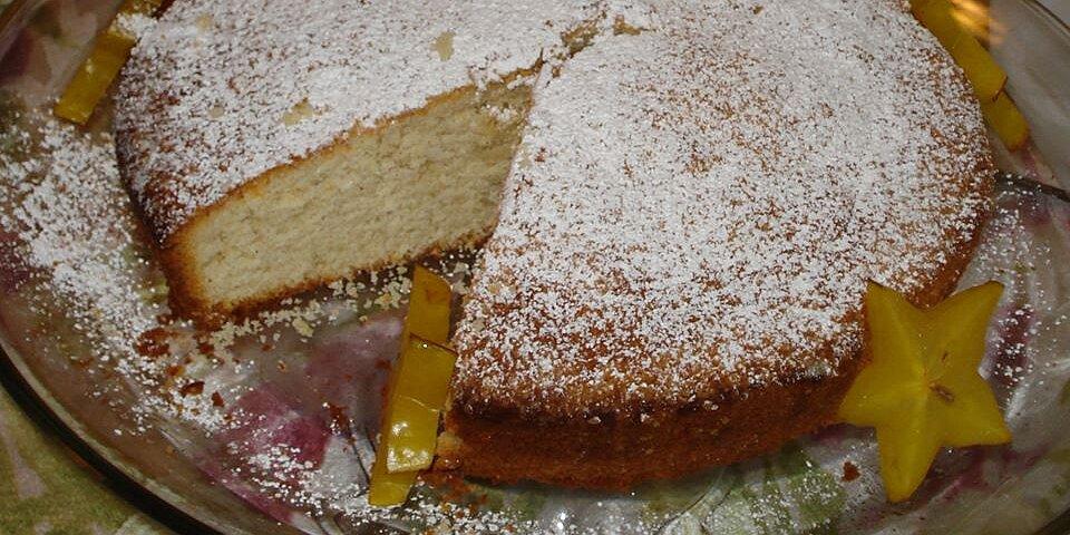 grenadian spice cake recipe