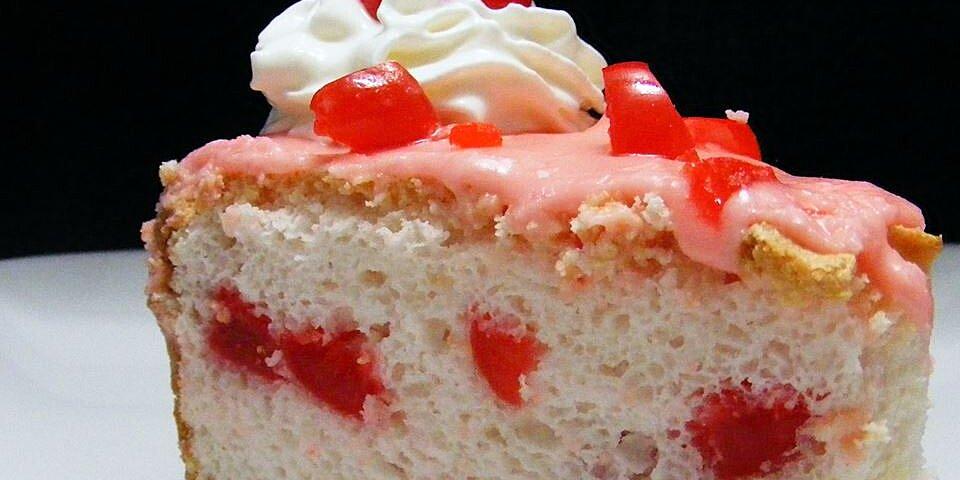 cherry angel food cake recipe