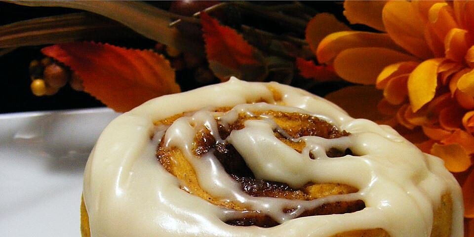 kelsandras pumpkin cinnamon rolls recipe