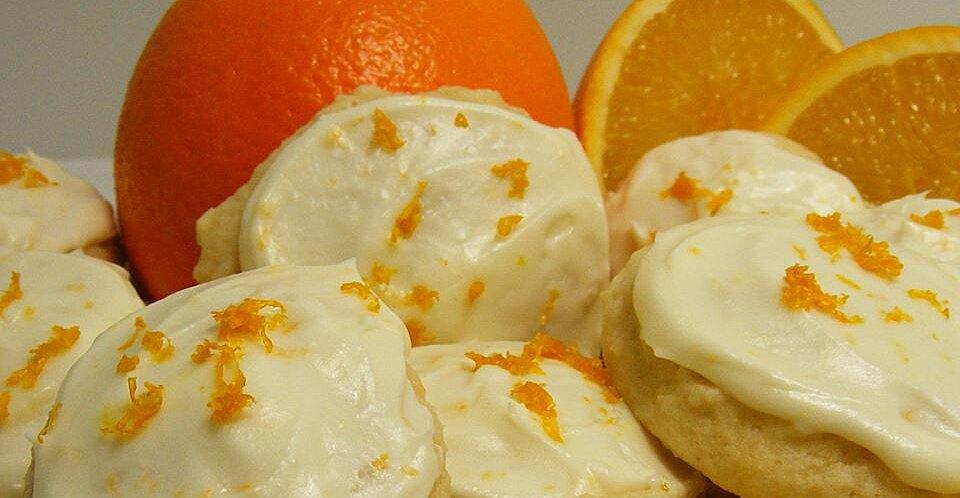 Orange Drop Cookies II