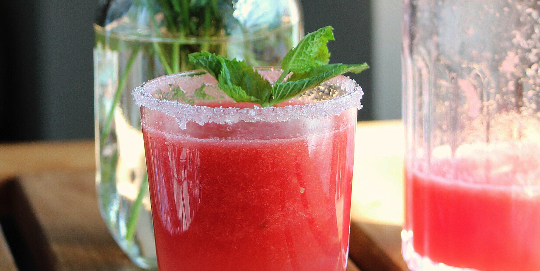 watermelon cooler lemonade recipe