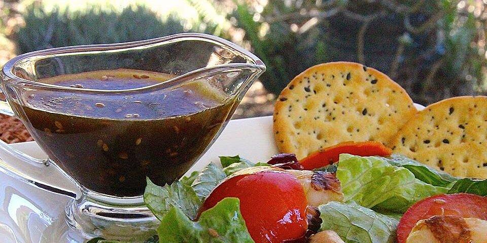 easy sesame dressing recipe