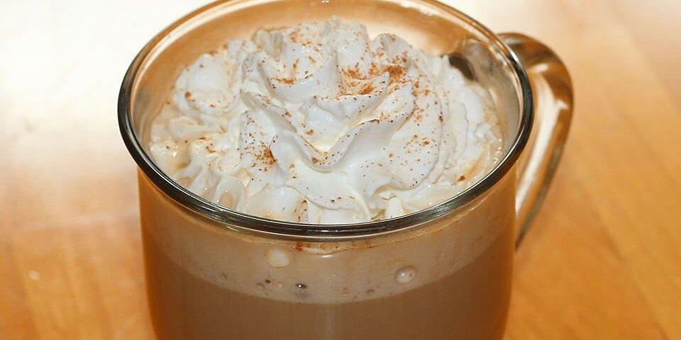 famous no coffee pumpkin latte recipe
