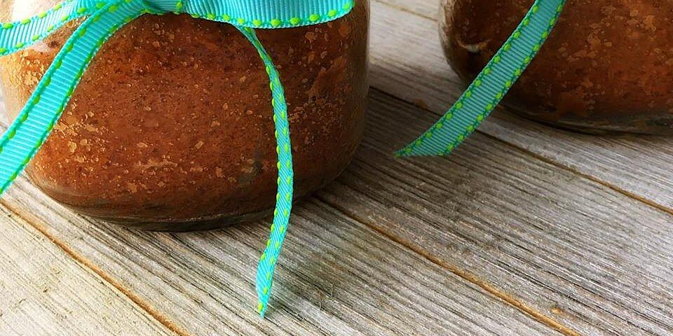 zucchini bread in a jar recipe