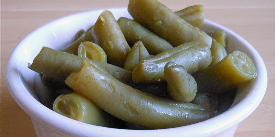 classic country green beans