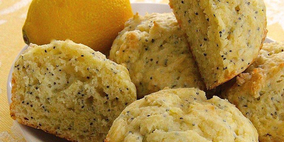 babs lemon poppy seed muffins recipe