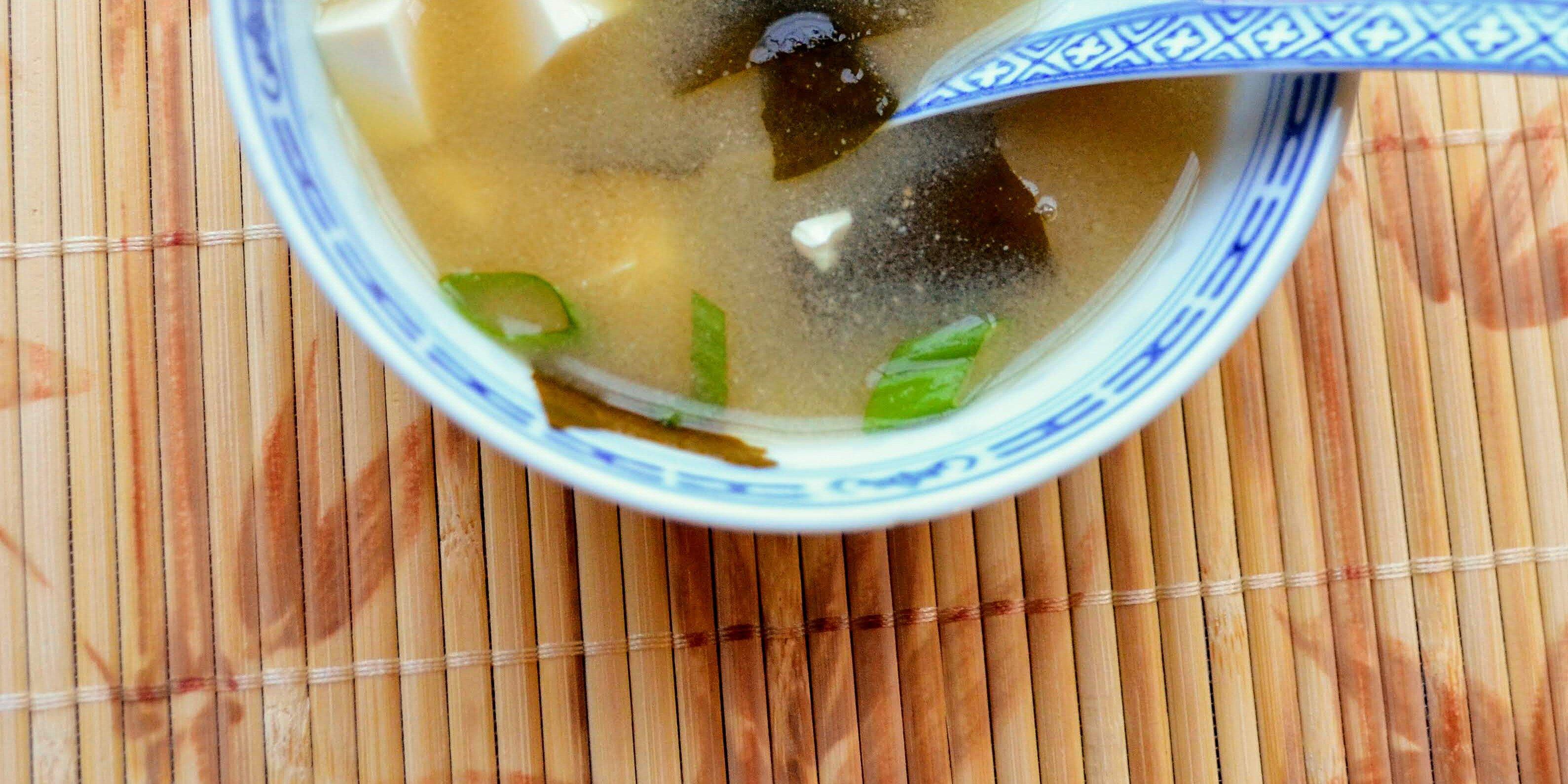 homemade miso soup recipe