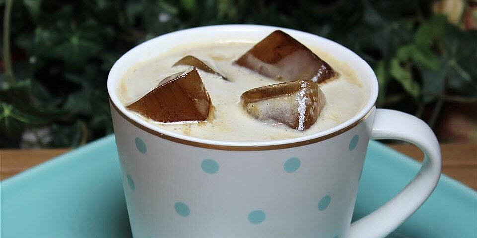 iced cappuccino low carb alternative recipe