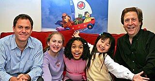 Kids Corner Q Amp A The Wonder Pets S Josh Selig Ew Com