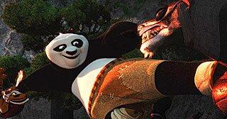 Kung Fu Panda 2 Best Evil Peacock Ever Ew Com