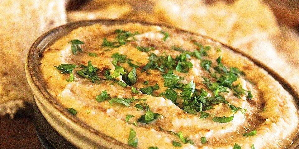 super easy hummus recipe