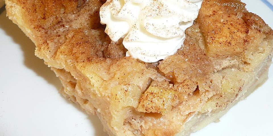 apple chai spiced bread pudding recipe