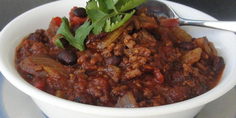 christinas slow cooker chili recipe