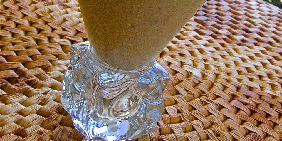 peanut butter banana breakfast smoothie recipe
