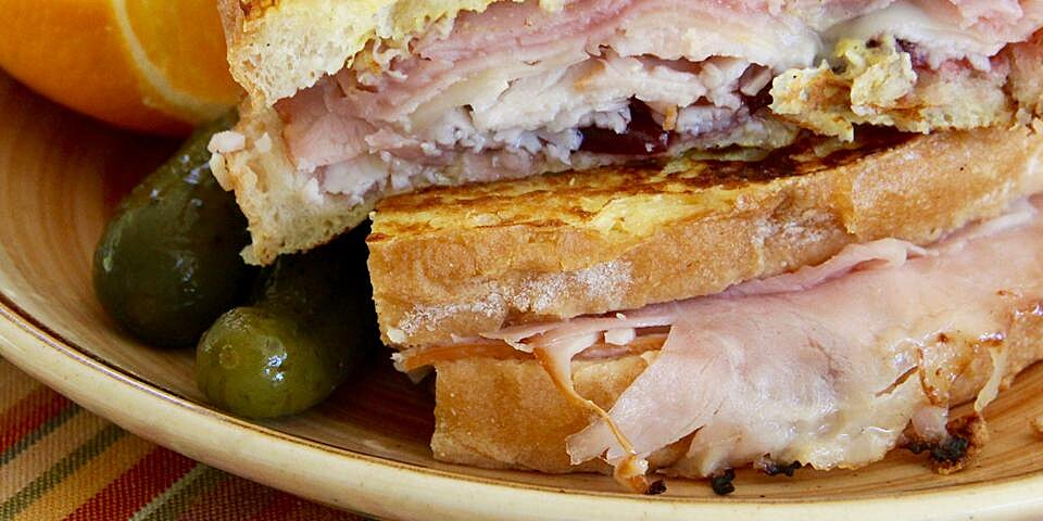 monte cristo sandwich with bacon recipe