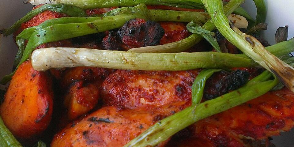 chef johns tandoori chicken recipe