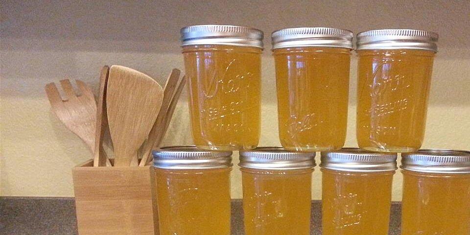 orange juice jelly recipe