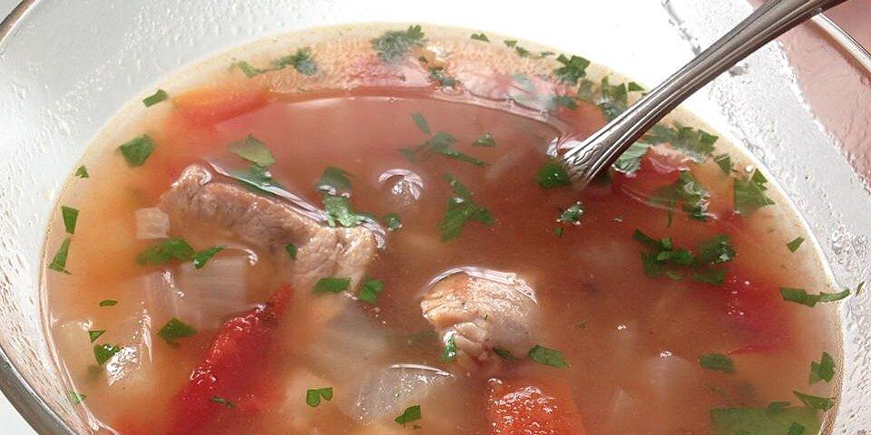 easy pork posole recipe