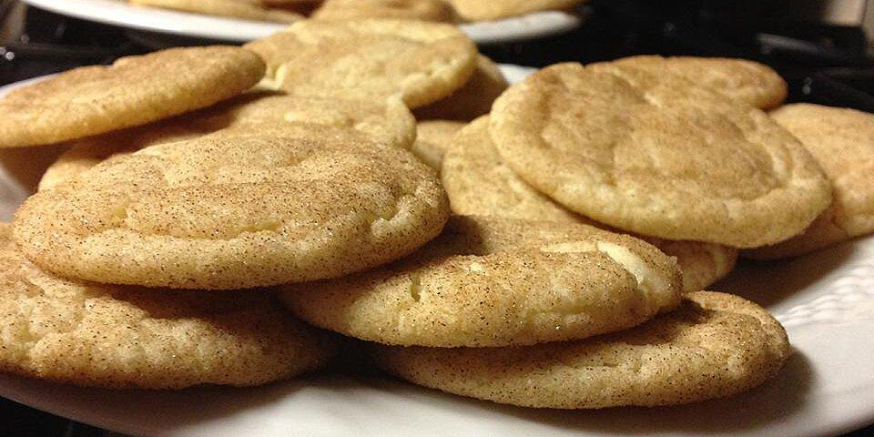 snickerdoodles i recipe