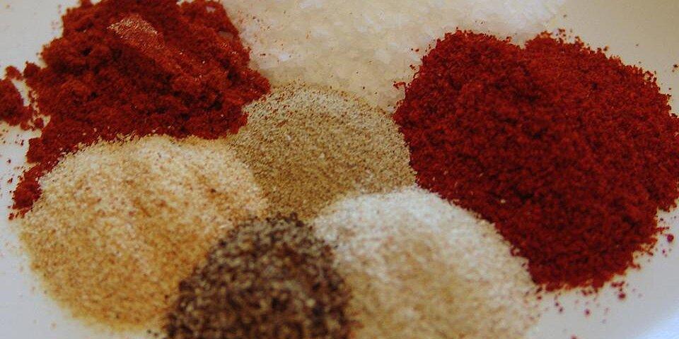cajun spice seasoning mix in a jar recipe