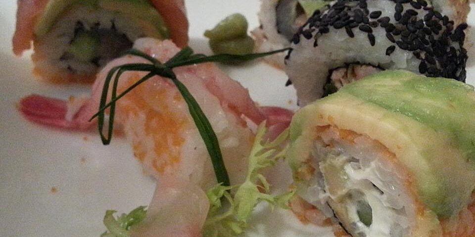 sushi party recipe