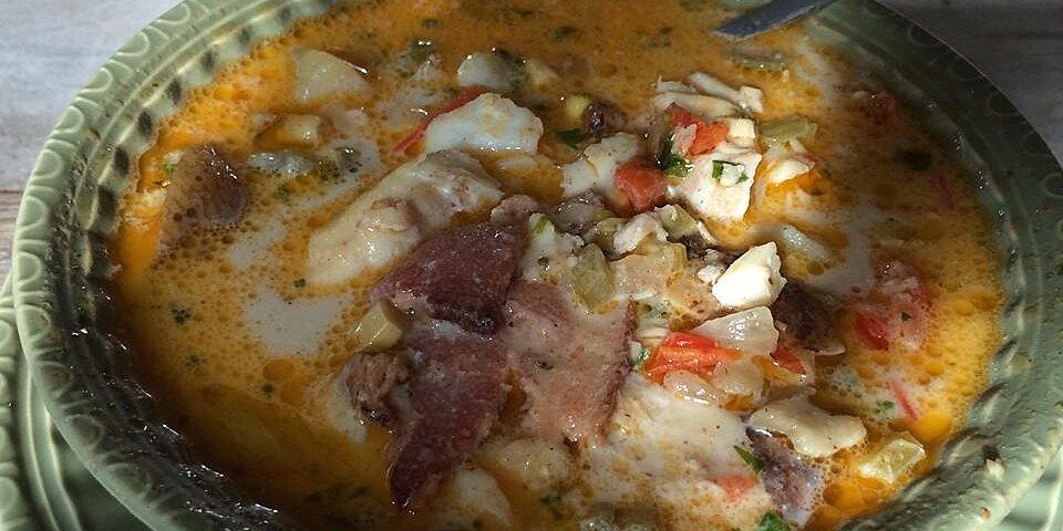codfish chowder recipe