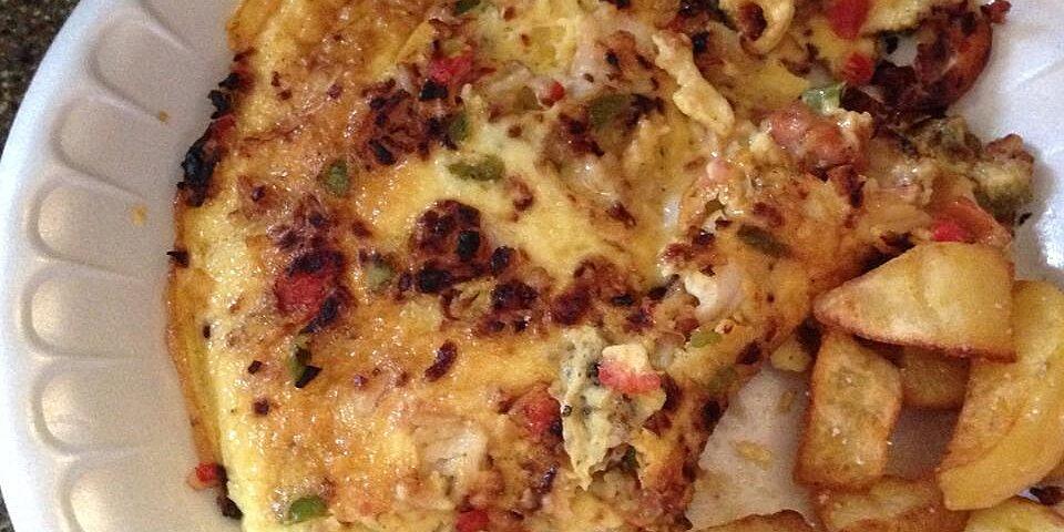 crab omelet recipe