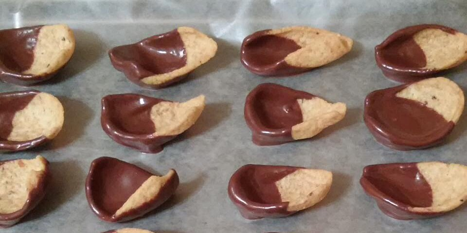 chocolate covered corn chips recipe
