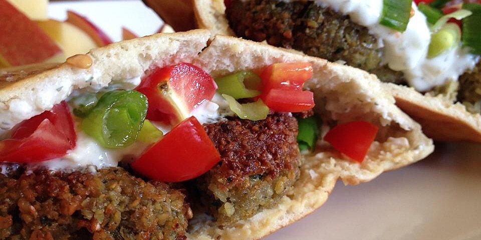 chef johns falafel