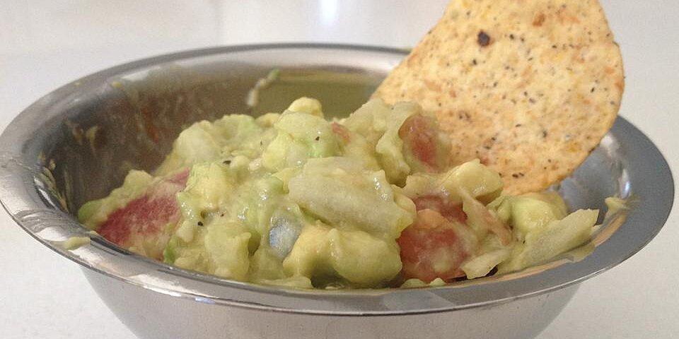 5 minute guacamole recipe