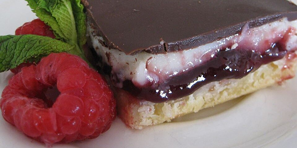 raspberry chocolate supremes recipe