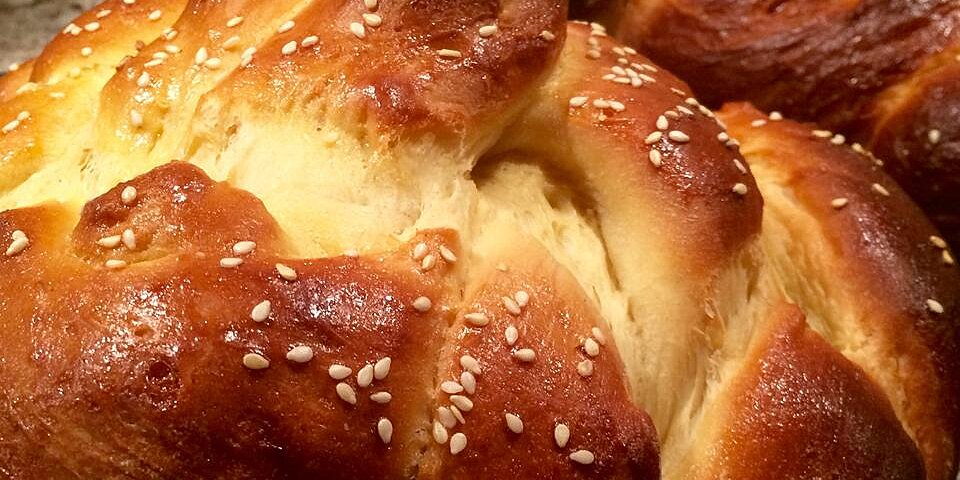 a number one egg bread recipe