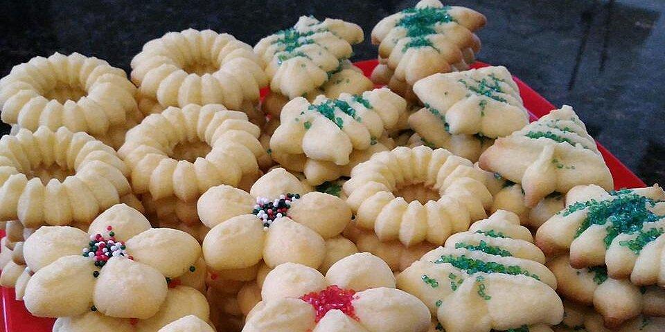spritz cookies ii recipe