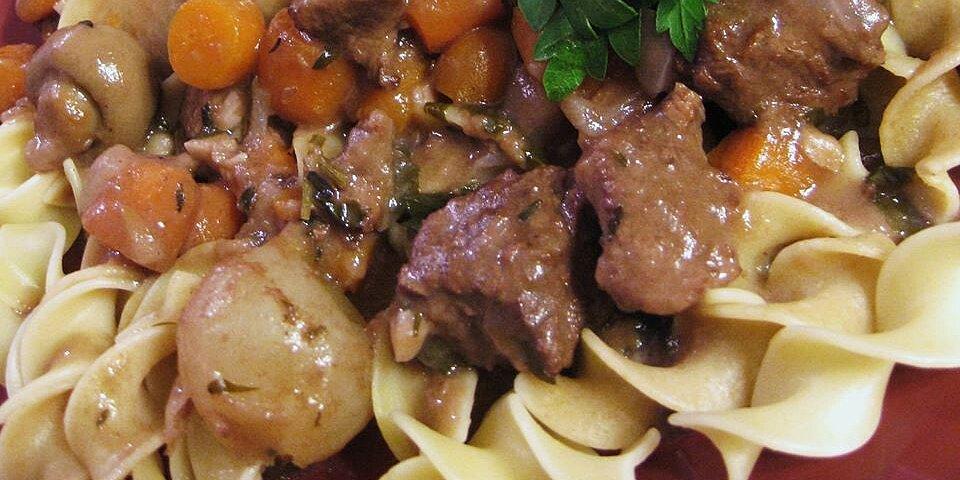 beef bourguignon ii recipe