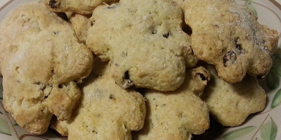 irish soda bread cookies recipe